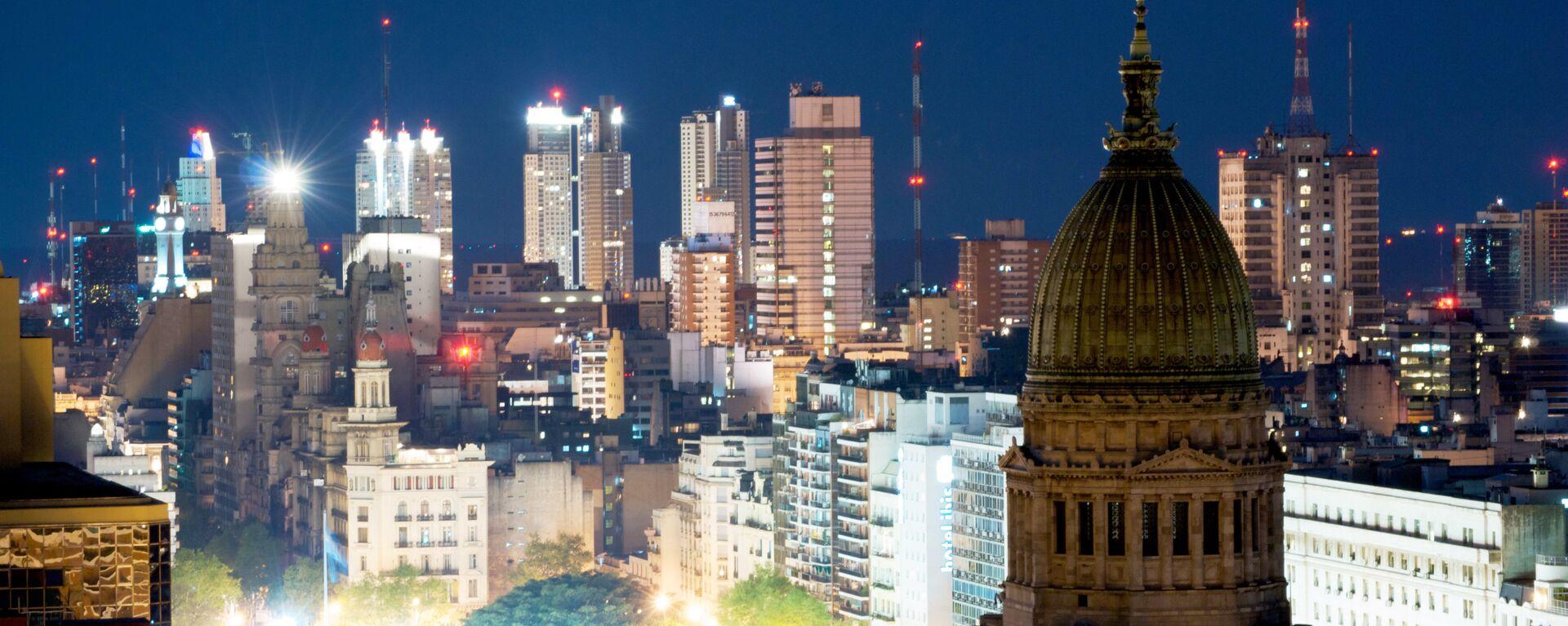 Buenos Aires, la capital de Argentina - Sputnik Mundo, 1920, 22.09.2020