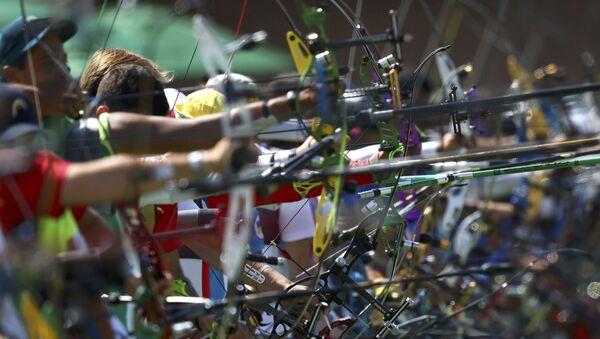 Tiro con arco en JJOO - Sputnik Mundo