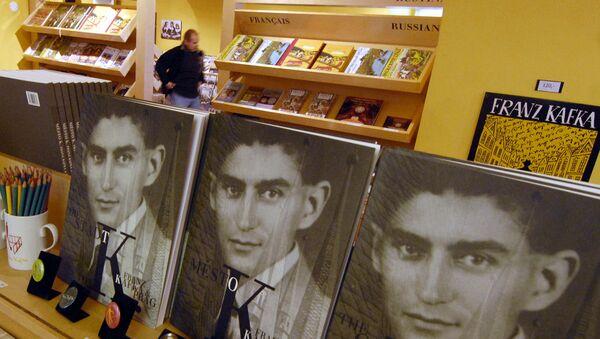 Los libros de Franz Kafka - Sputnik Mundo