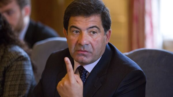 Ricardo Echegaray, presidente de la Auditoría General de la Nación de Argentina - Sputnik Mundo