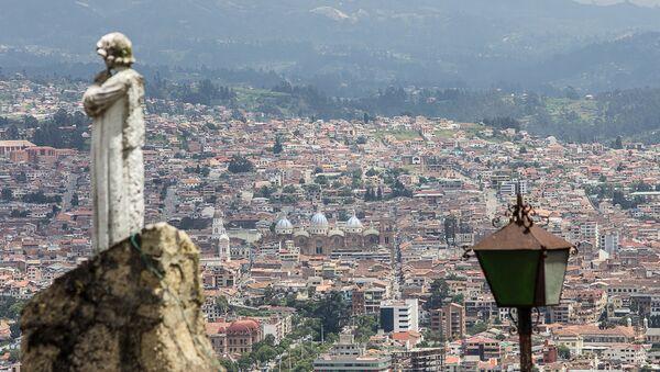 Cuenca, Ecuador - Sputnik Mundo