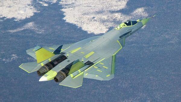 Kampfjet T-50 - Sputnik Mundo