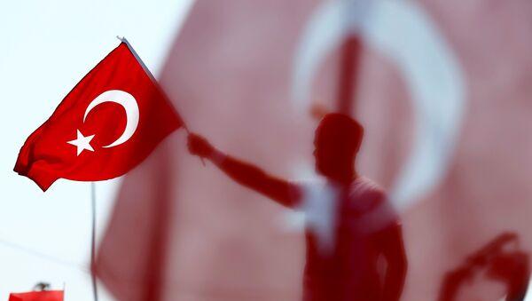 Más de 40 periodistas en Turquía detenidos a raíz del golpe - Sputnik Mundo