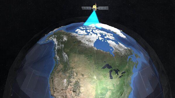 Un satélite - Sputnik Mundo