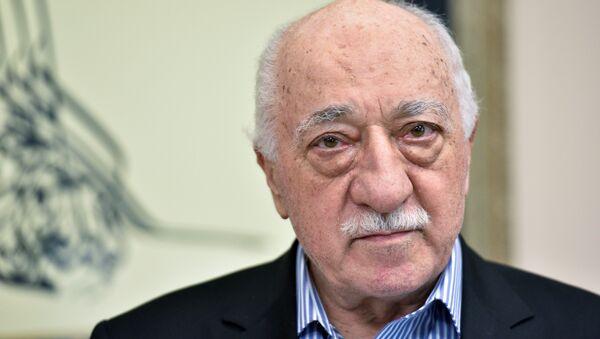 Fethullah Gulen, clérigo islámico turco y opositor al presidente Recep Tayyip Erdogan - Sputnik Mundo
