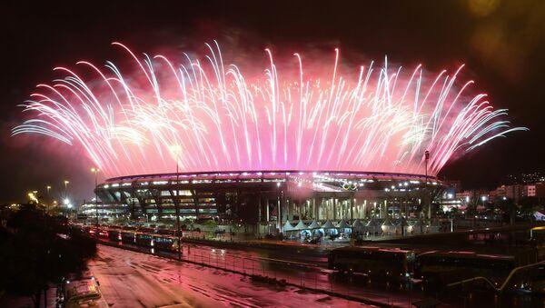 Ceremonia de clausura de los Juegos de Río 2016 - Sputnik Mundo