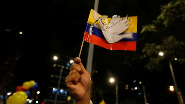 Paz en Colombia - Sputnik Mundo