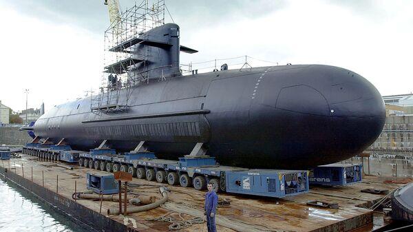 El submarino de la clase Scorpene - Sputnik Mundo