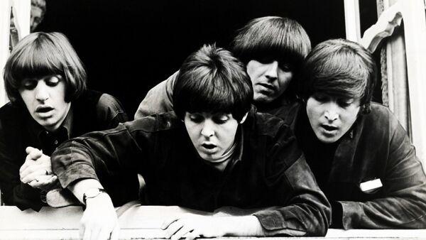 The Beatles - Sputnik Mundo
