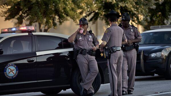 Policía de Florida, EEUU - Sputnik Mundo