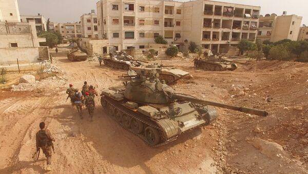 Observadores rusos reportan 49 violaciones del alto el fuego en Siria - Sputnik Mundo