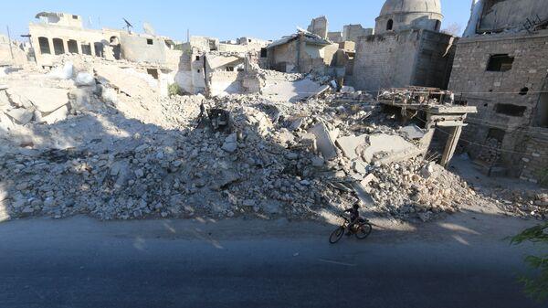 Las localidades que se unieron a la tregua en Siria ascienden a 857 - Sputnik Mundo