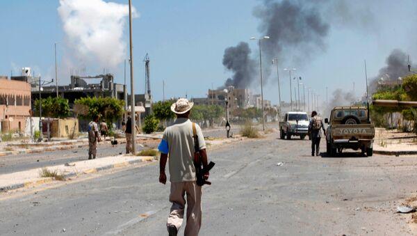Ciudad libia de Sirte - Sputnik Mundo