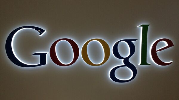 El logo de Google - Sputnik Mundo