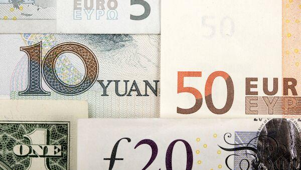 Las divisas mundiales (imagen referencial) - Sputnik Mundo