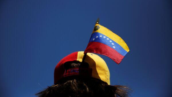 Bandera de Venezuela - Sputnik Mundo