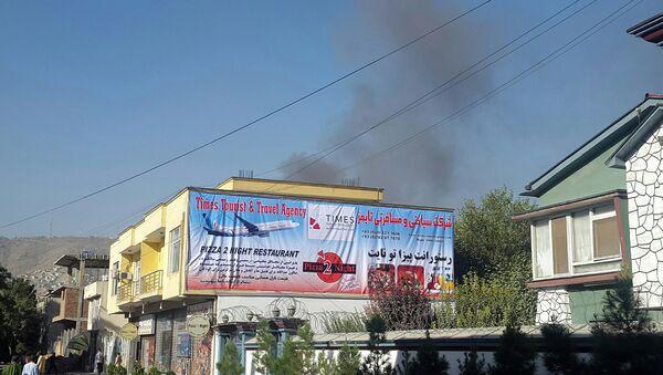 Ataque suicida en Kabul - Sputnik Mundo