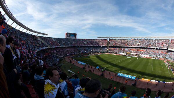 Estadio Antonio Vespucio Liberti en Argentina - Sputnik Mundo