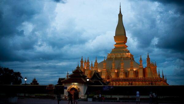 Vientián, la capital de Laos - Sputnik Mundo