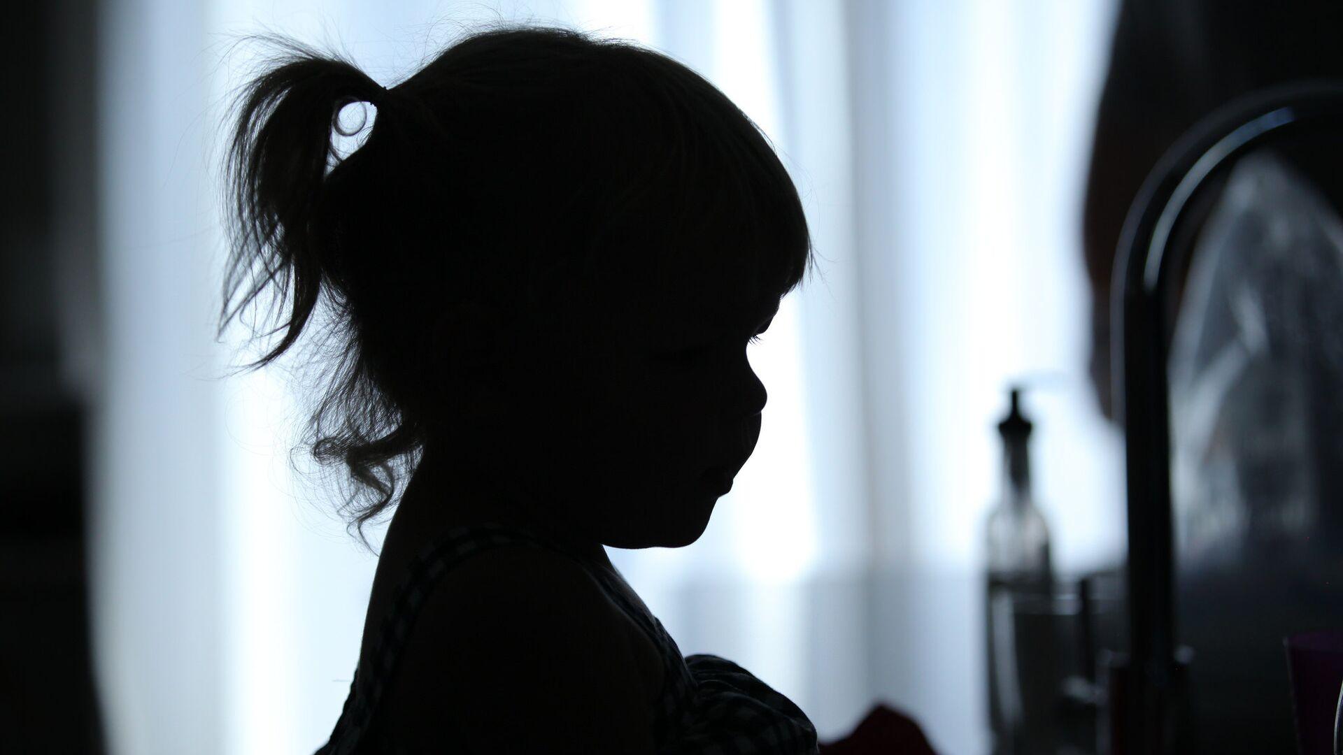 Una niña (imagen referencial) - Sputnik Mundo, 1920, 14.09.2021