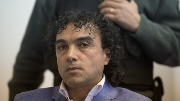 Henry de Jesús López Londoño, alias Mi Sangre, narco y paramilitar colombiano - Sputnik Mundo