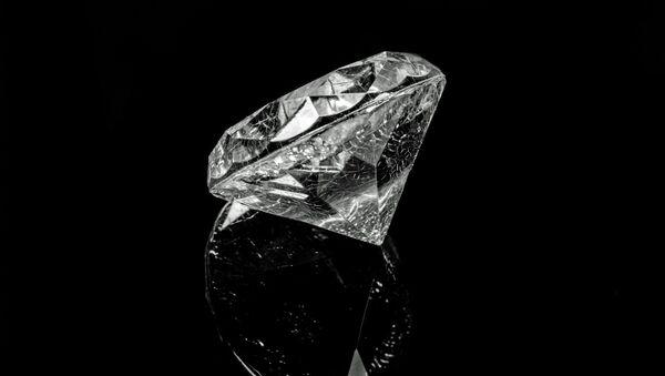 Un diamante - Sputnik Mundo