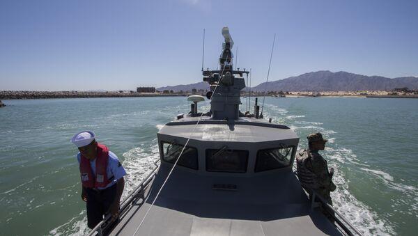 Marina Armada de México - Sputnik Mundo