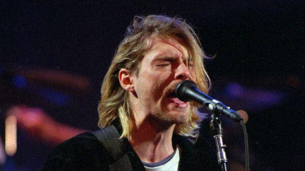Kurt Cobain - Sputnik Mundo