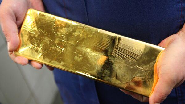 Empresa canadiense Barrick Gold - Sputnik Mundo