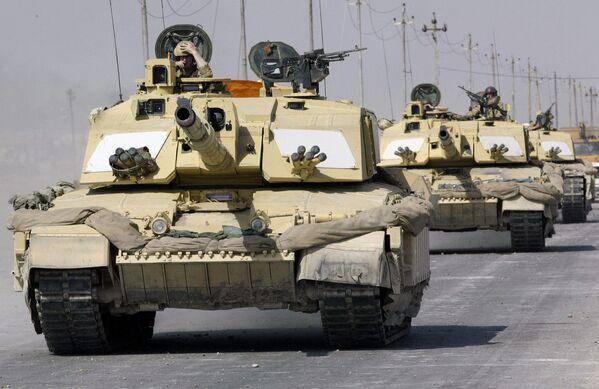 El siglo de los tanques: cien años de guerra blindada - Sputnik Mundo