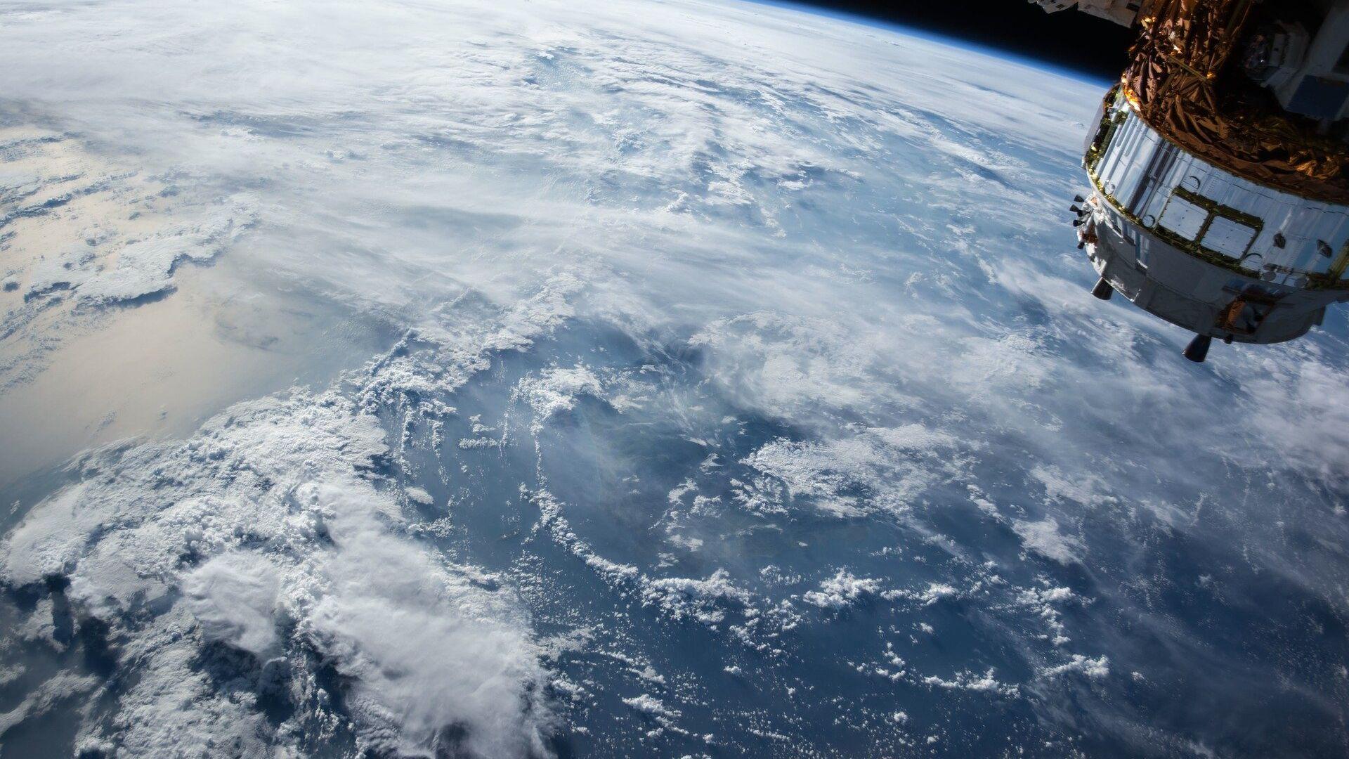 Espacio (imagen referencial) - Sputnik Mundo, 1920, 01.08.2021