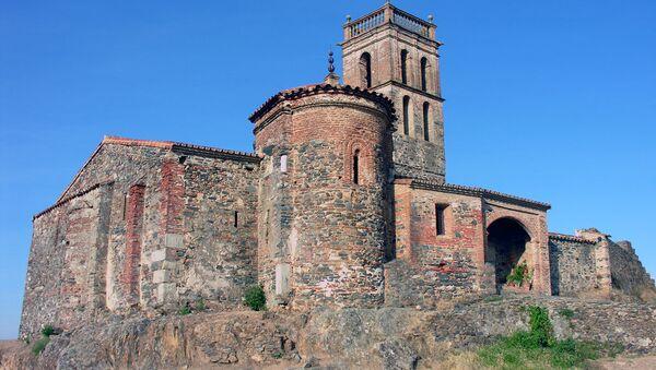 Mezquita de Almonaster la Real en Andalucía - Sputnik Mundo