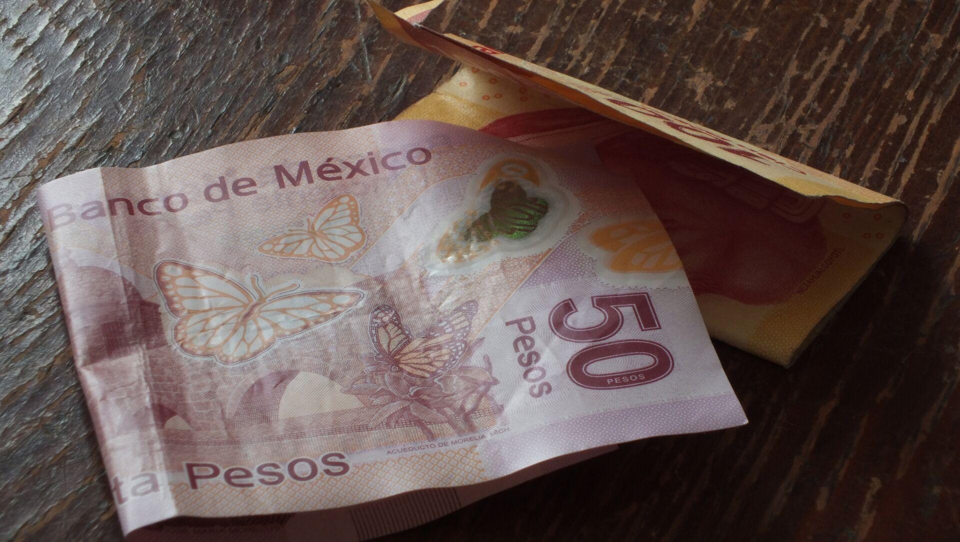 Peso mexicano - Sputnik Mundo, 1920, 09.02.2021