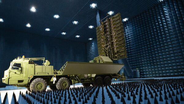 Unn radare ruso Nebo - Sputnik Mundo