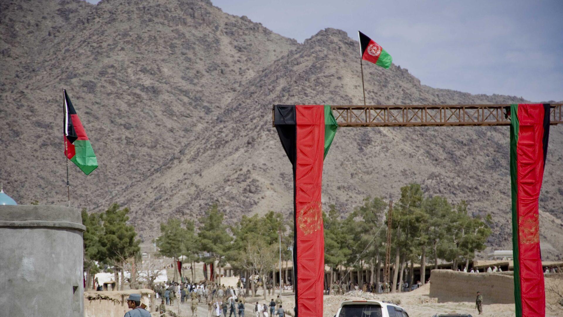 Bandera de Afganistán - Sputnik Mundo, 1920, 15.08.2021