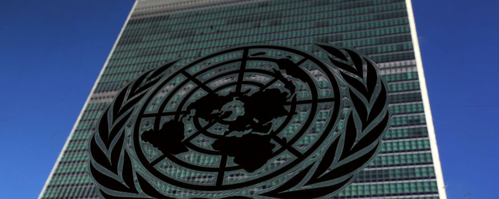 La sede de la ONU - Sputnik Mundo, 1920, 26.08.2021