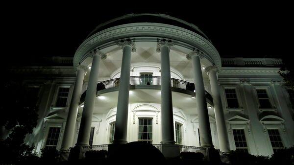 La Casa Blanca en Washington, EEUU - Sputnik Mundo