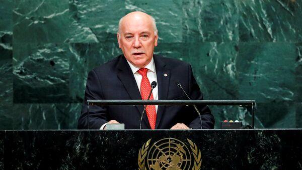 Eladio Loizaga, el canciller de Paraguay - Sputnik Mundo