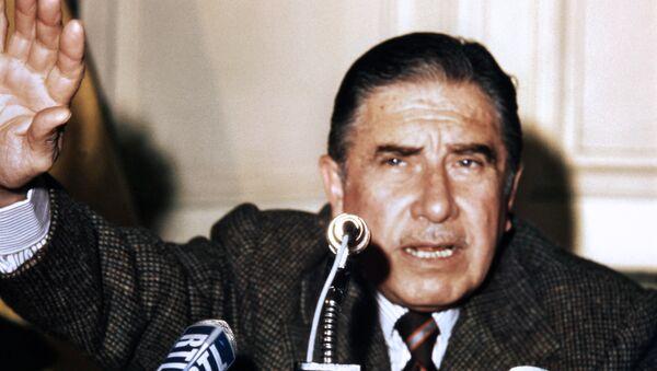 Augusto Pinochet - Sputnik Mundo