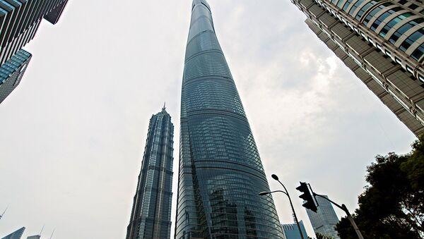 La Torre de Shanghái - Sputnik Mundo