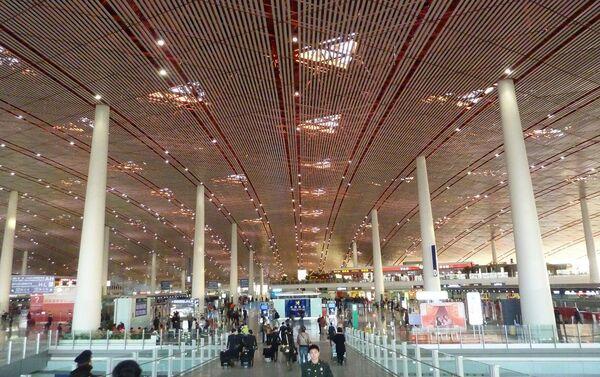 Aeropuerto Internacional de Pekín-Capital - Sputnik Mundo