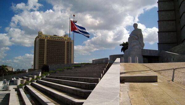 Memorial a José Martí - Sputnik Mundo