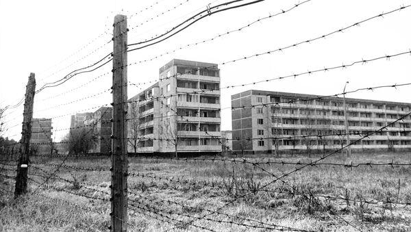 Заброшенные чернобыльские дома - Sputnik Mundo