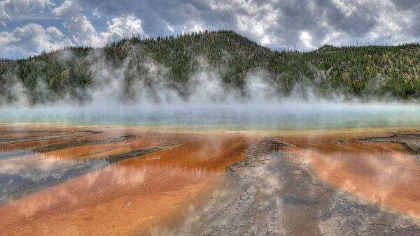 Parque de Yellowstone - Sputnik Mundo