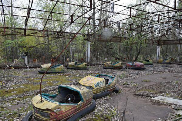 Chernóbil - Sputnik Mundo
