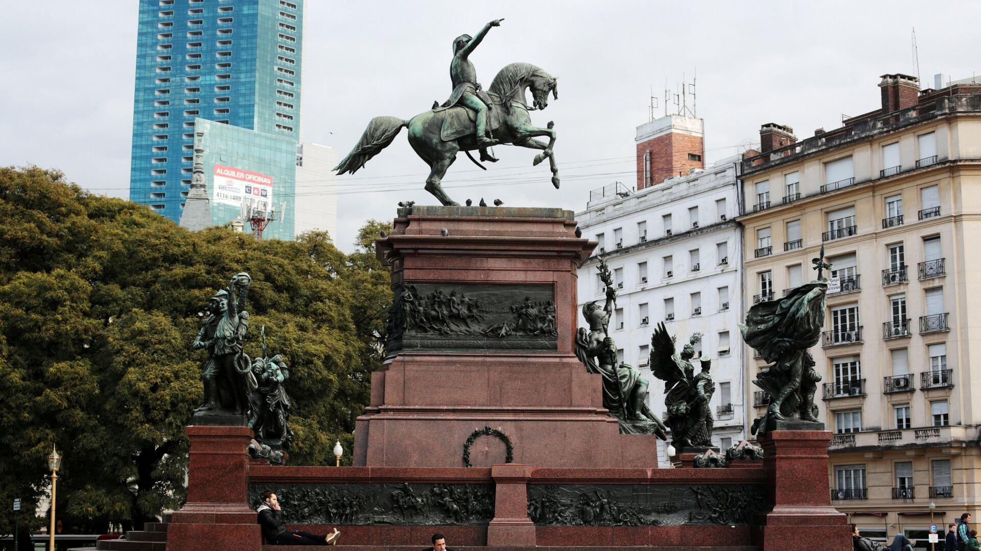Buenos Aires, la capital de Argentina - Sputnik Mundo, 1920, 29.03.2021