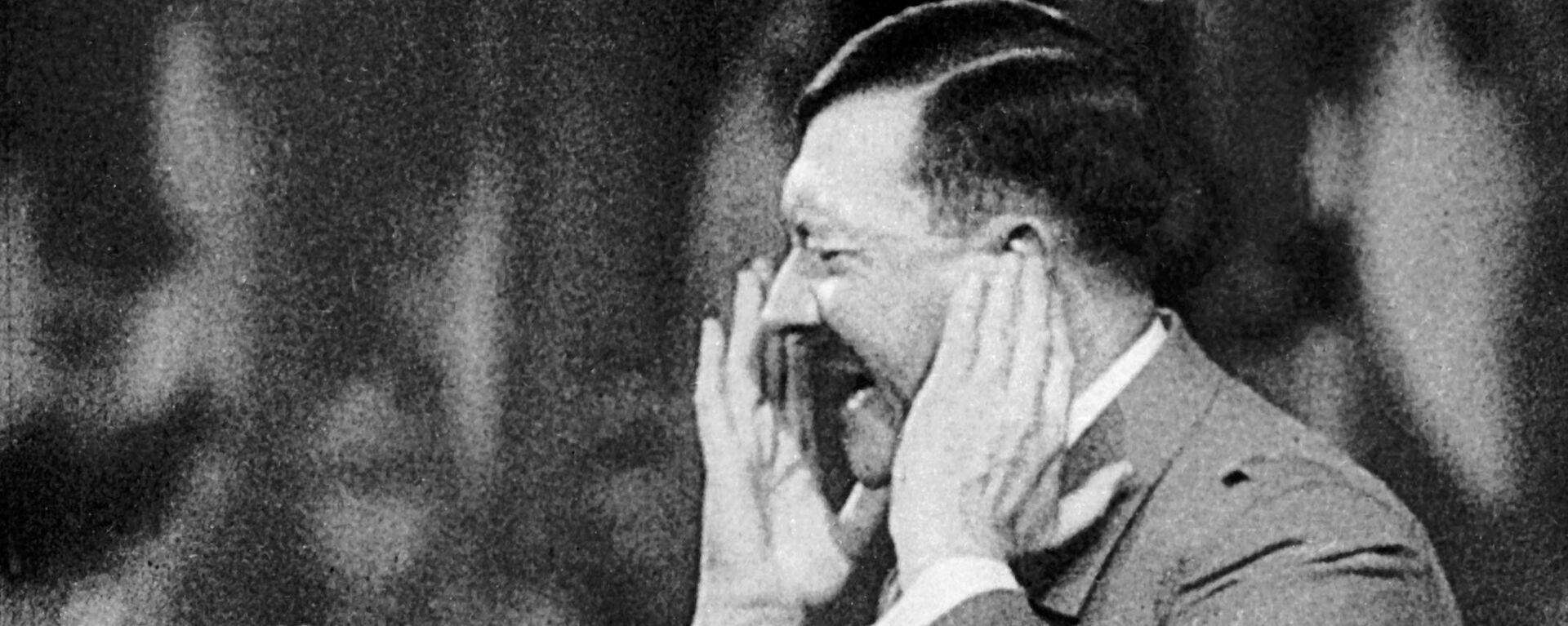 Adolf Hitler - Sputnik Mundo, 1920, 23.06.2020