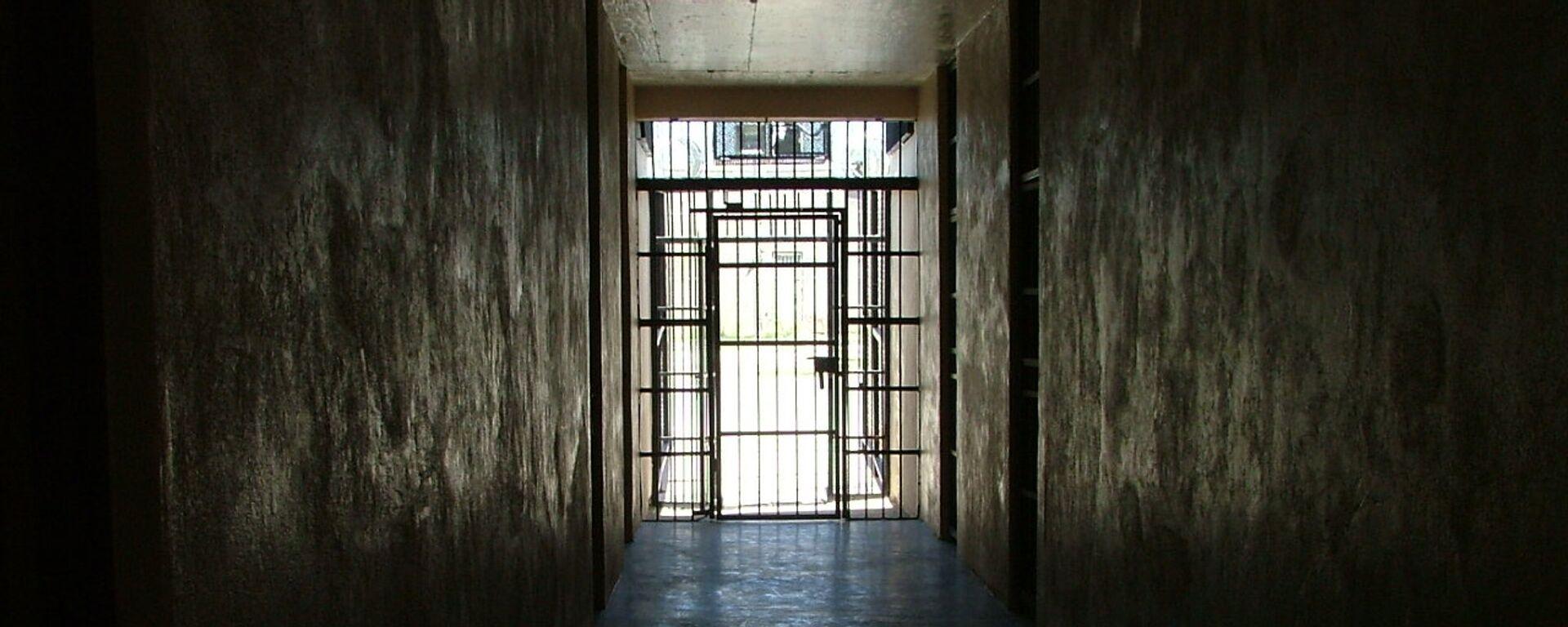 Una cárcel (imagen referencial) - Sputnik Mundo, 1920, 12.02.2021