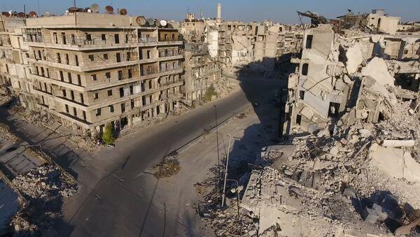 Alepo, Síria - Sputnik Mundo