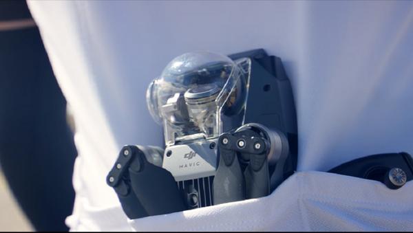 El dron DJI Mavic Pro - Sputnik Mundo